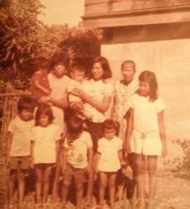 Thank you to my mama's mama (2nd from the right). Her spirituality and healing energy is with me, guiding me in this lifetime. I am blessed to because of it. Love you Lola. <3